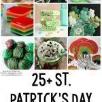 25+ St. Patrick's Day Treats