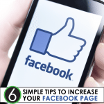 6 Tips to Increase Your Facebook Page