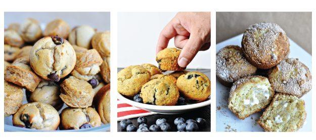 Muffins from Thirty Handmade Days