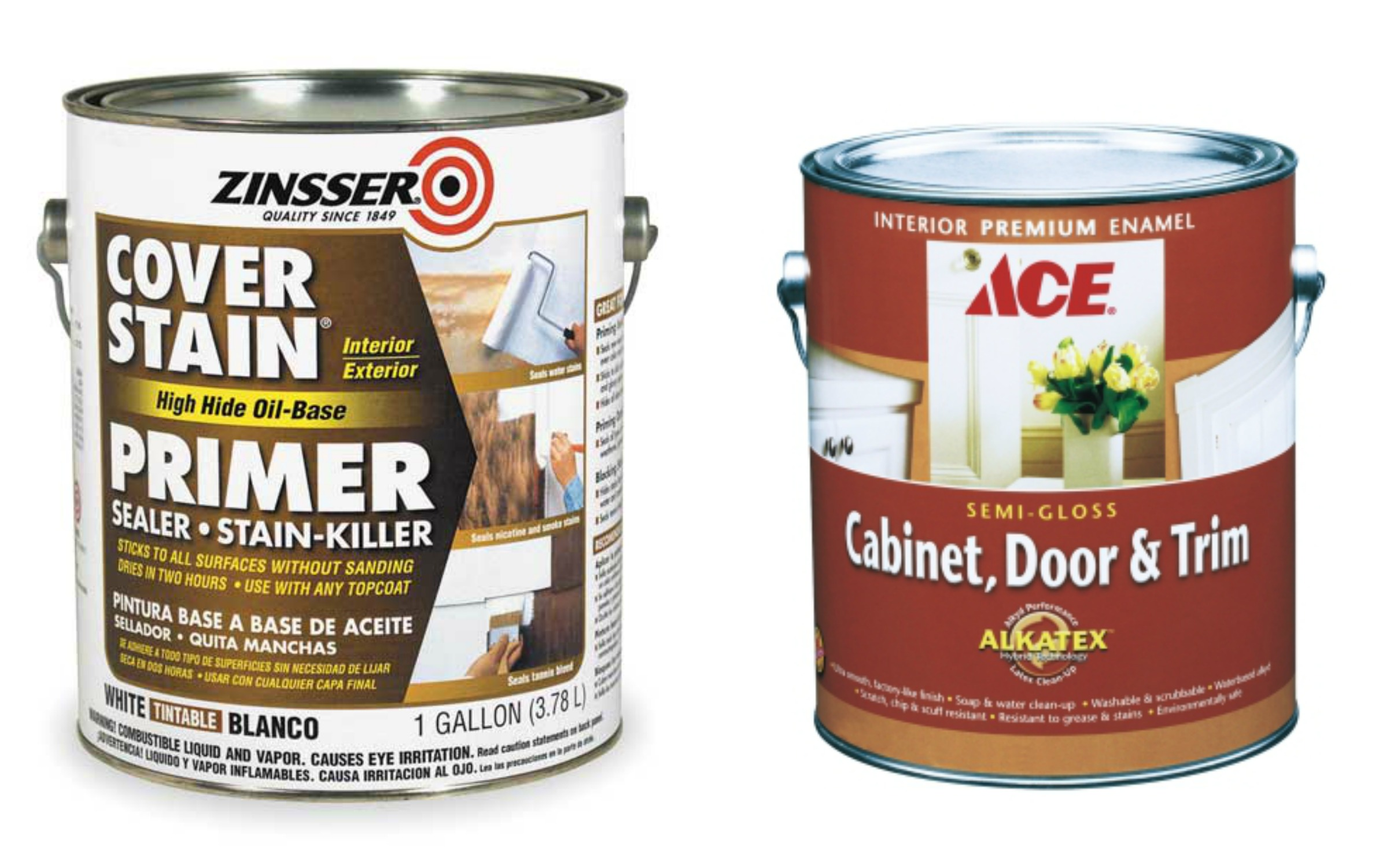A DIY Project: Painting Your Kitchen Cabinets