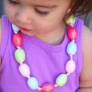 Easy Easter Egg Necklace