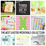The Best Easter Printable Collection