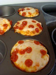 Pizza+Muffins