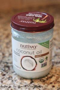 coconut oil for carrot cake
