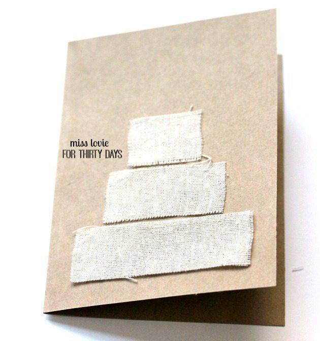 03 Wedding Cards DIY