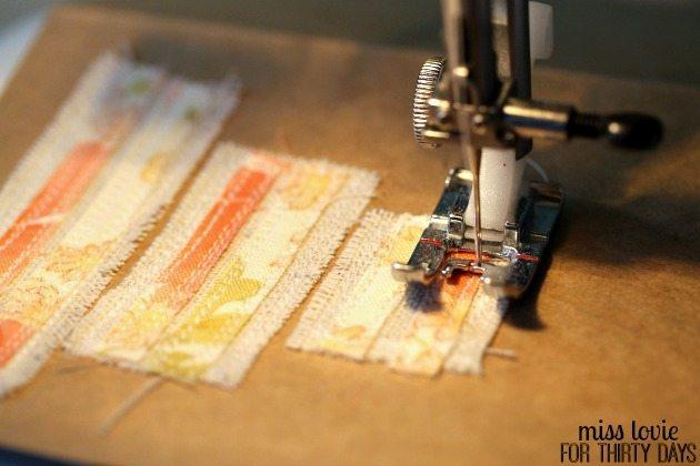 07 DIY Sewn Wedding Cards
