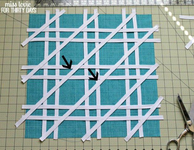 07 DIY threshold target pillow