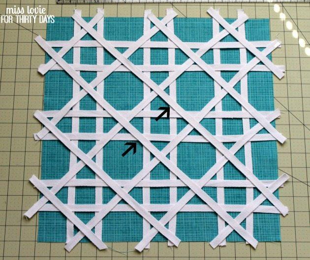 10 DIY Geometric Pillow Cover