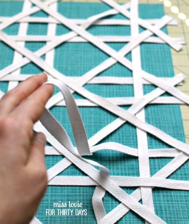 11 Geometric Pillow Cover Tutorial