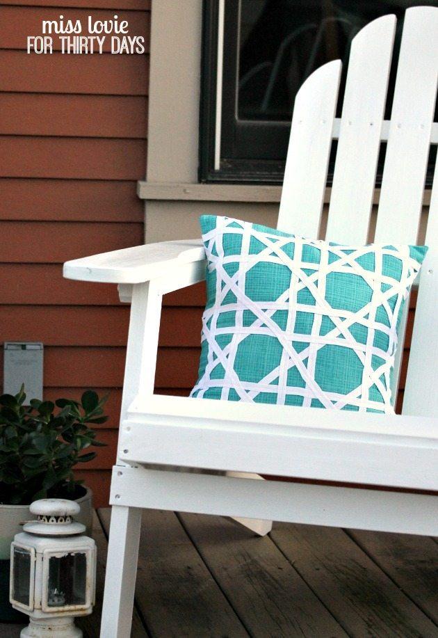 17 Geometric Pillow Tutorial