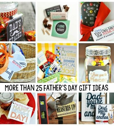 Father's Day Gift Ideas / by BusyMomsHelper.com for ThirtyHandmadeDays.com