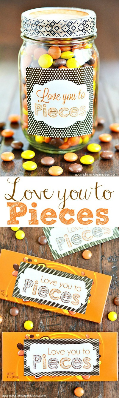 Love you to Pieces / Father's Day Printables