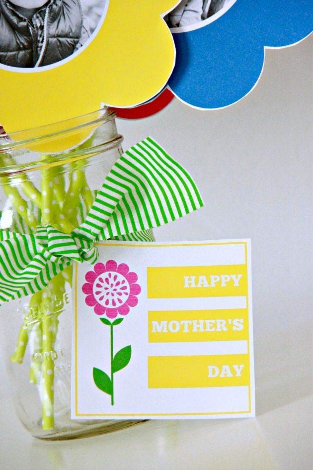 Photo Paper Flower Bouquet 2