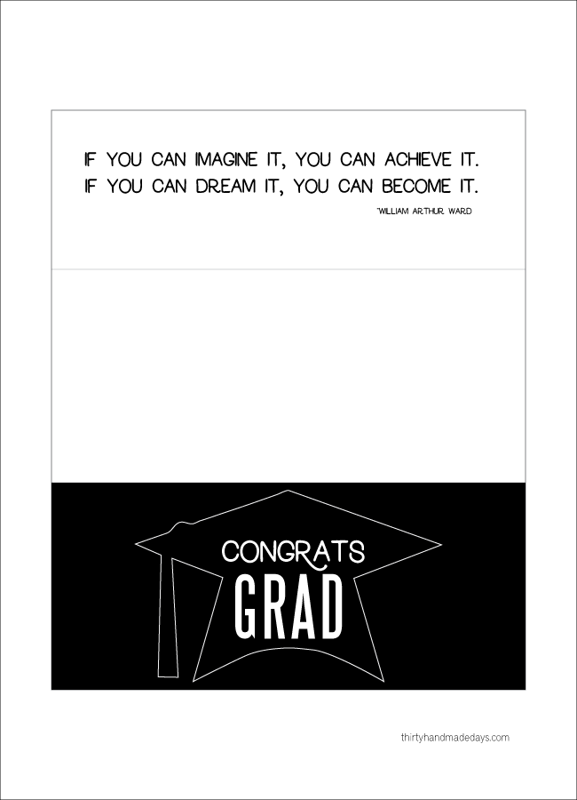 photograph relating to Printable Grad Cards called Printable Commencement Dollars Holder Card