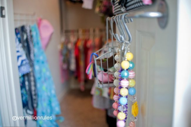 Organizing a Kid Friendly Closet from Beth via Thirty Handmade Days
