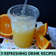 11 Refreshing Drink Recipes that Will Make You Say Ahhhhhhhhh….