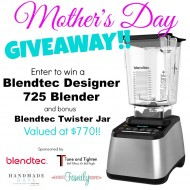 Mother's Day Giveaway: Blendtec