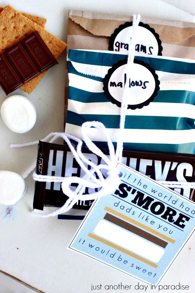 Smores Fathers Day Tag 2