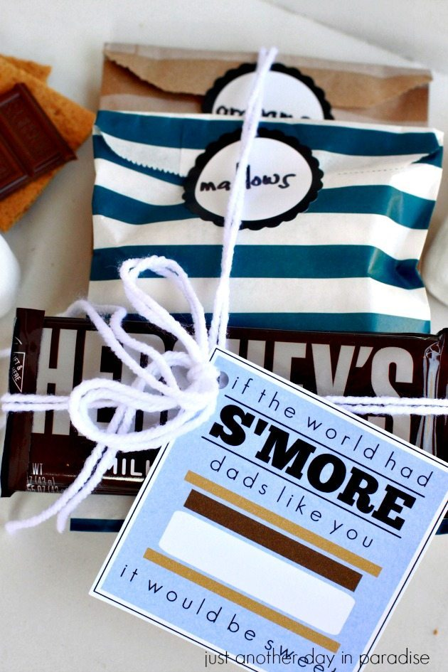 Smores Fathers Day Tag 3