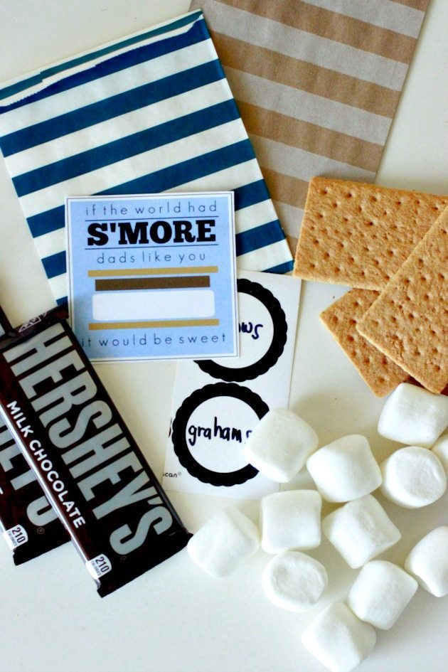 Smores Fathers Day Tag 4