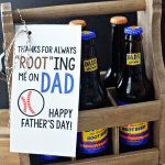 Printable  Root Beer Father's Day Gift Idea