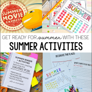 Planning for Summer {Plus Giveaway}
