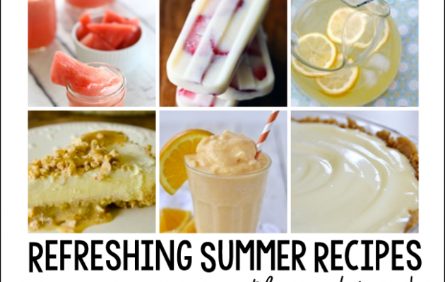 Refreshing Summer Recipes Worth Making