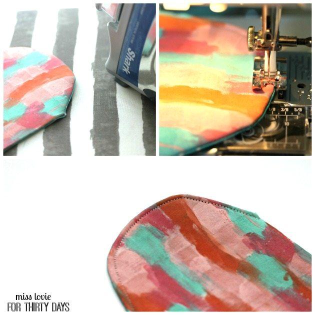 08 Painted Sunglasses Case DIY