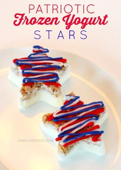 25+ of the Best Patriotic Desserts / thirtyhandmadedays.com