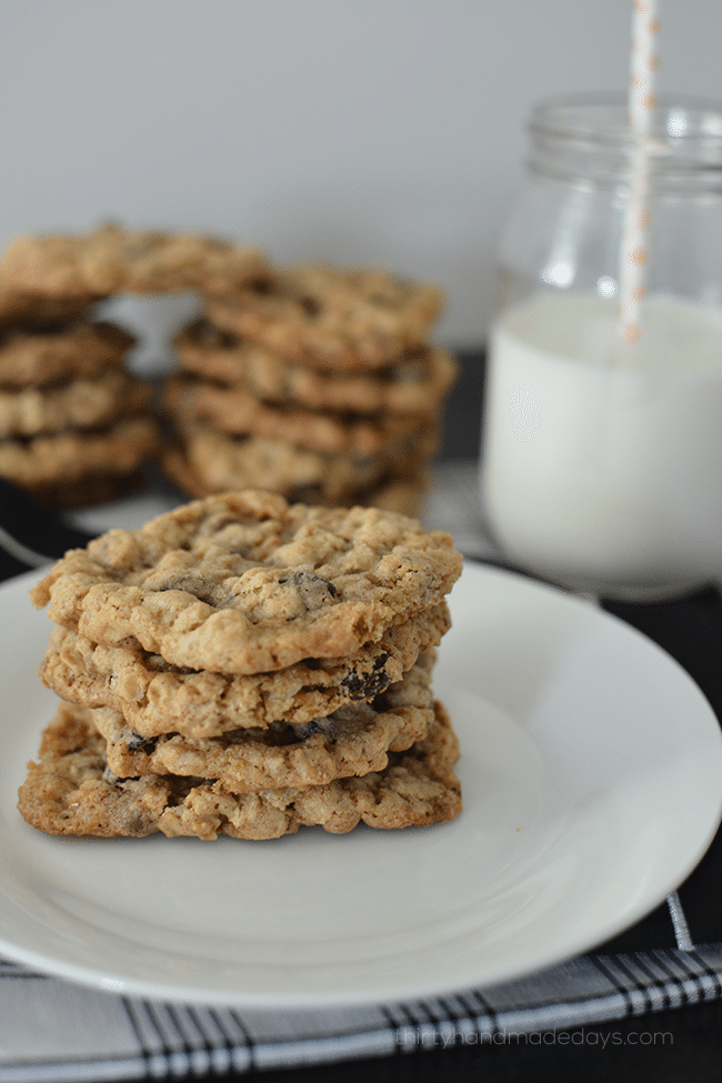 oatmeal cookies oatmeal raisin cookies the best oatmeal cookies recipe ...