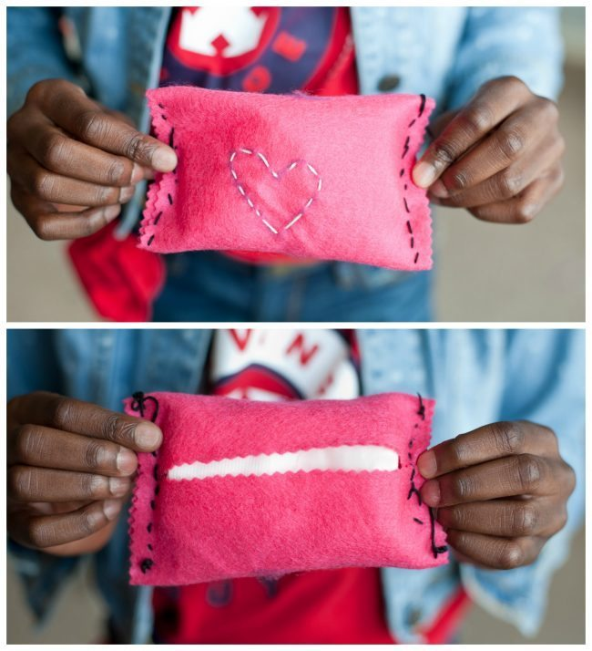 hand sewing ideas for kids