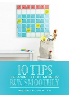 Make the School Year Start Smoother - Ideas and Tips / Busy Mom's Helper / Thirty Handmade Days
