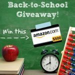 Stock Up for Back to School Giveaway