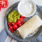 Make Ahead Beef Chimichanga Recipe - you can make a bunch to eat throughout the month.