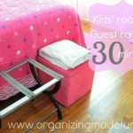 How to Get a Guest Room Ready in 30 Minutes or Less!