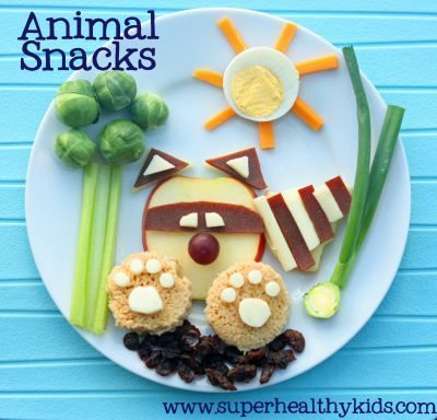 Fun After School Snacks / by Super Healthy Kids / Round up by Busy Mom's Helper for Thirty Handmade Days