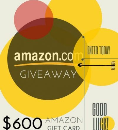 Happy Fall Y'all Amazon Giveaway