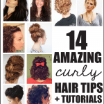 14 Amazing Curly Hair Tips + Tutorials