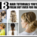 13 Hair Tutorials You'll Freak Out Over For Fall