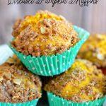 Streusel Pumpkin Muffins - the perfect bite of fall. www.thirtyhandmadedays.com