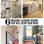 6 Laundry Rooms that Will Blow Your Mind