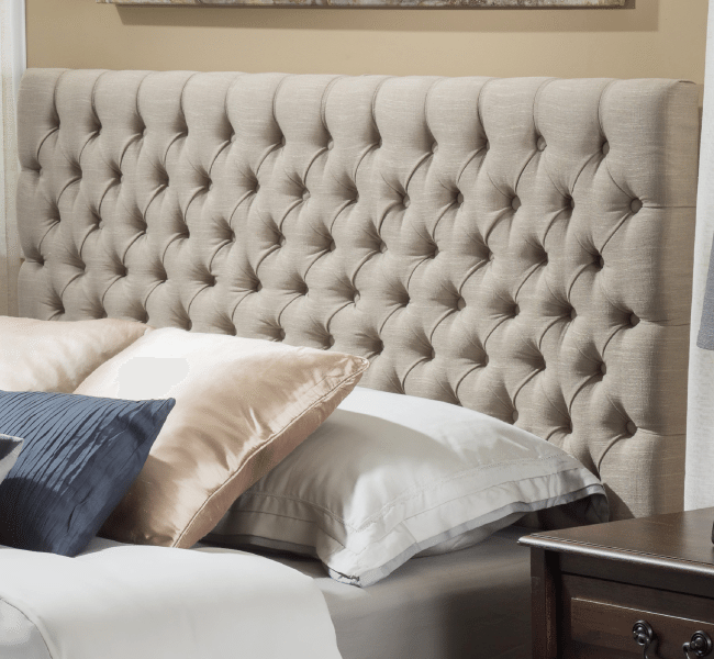 Gifts for the home body - best headboard ever