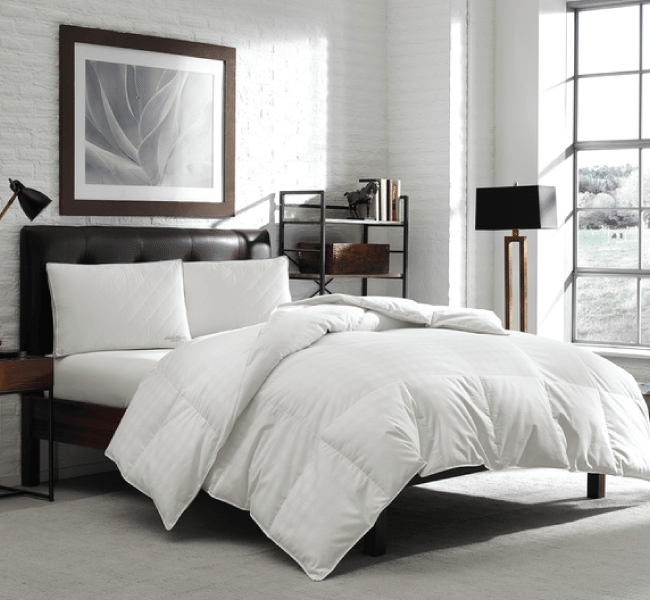 Gifts for the home body - amazing down comforter