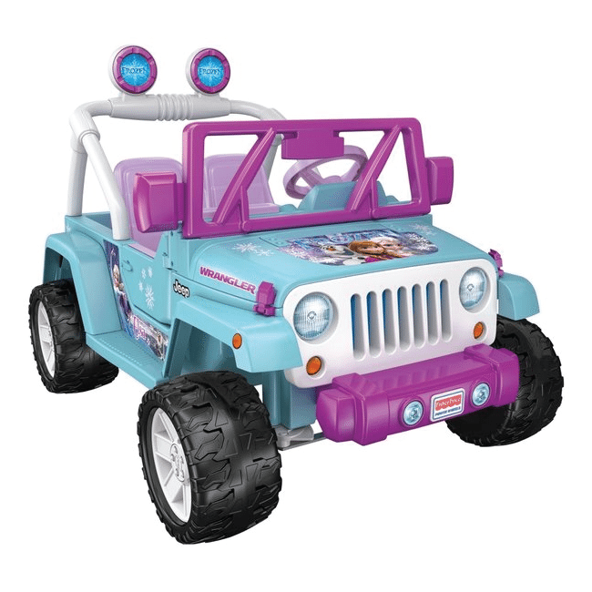 Jeep Wrangler for Cyber Monday