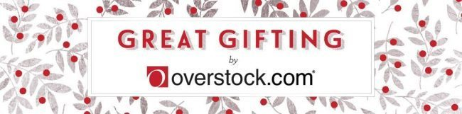 Great gift giving from Overstock