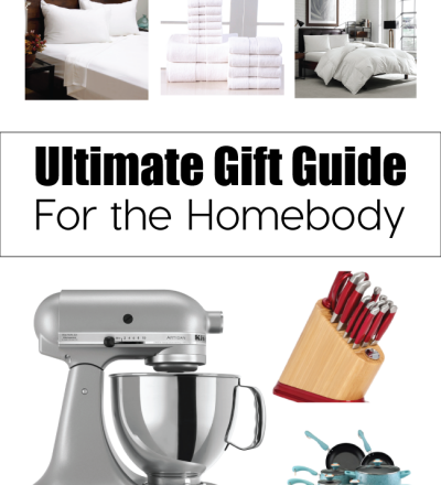 Ultimate Gift Guide for the Homebody