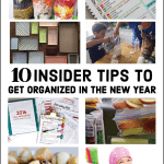 10 Insider Tips to Get Organized in the New Year