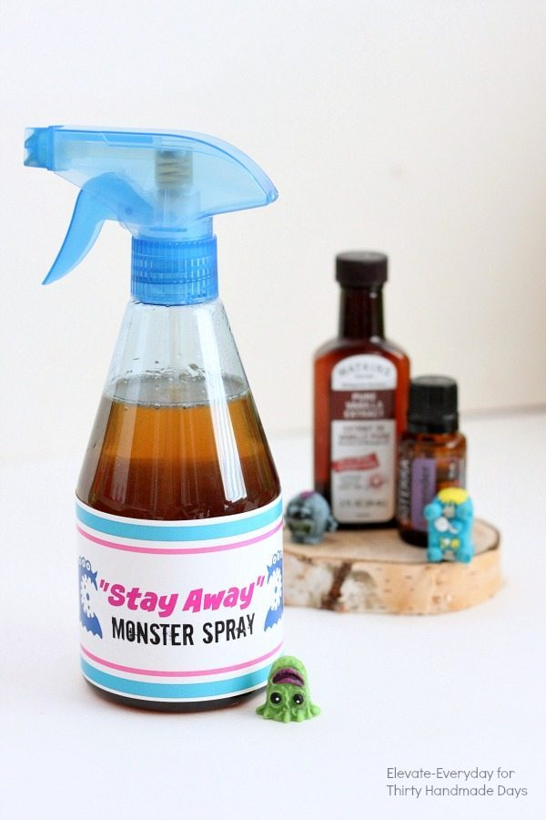 DIY Room Refresher Spray