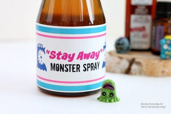 Stay Away Monster Spray