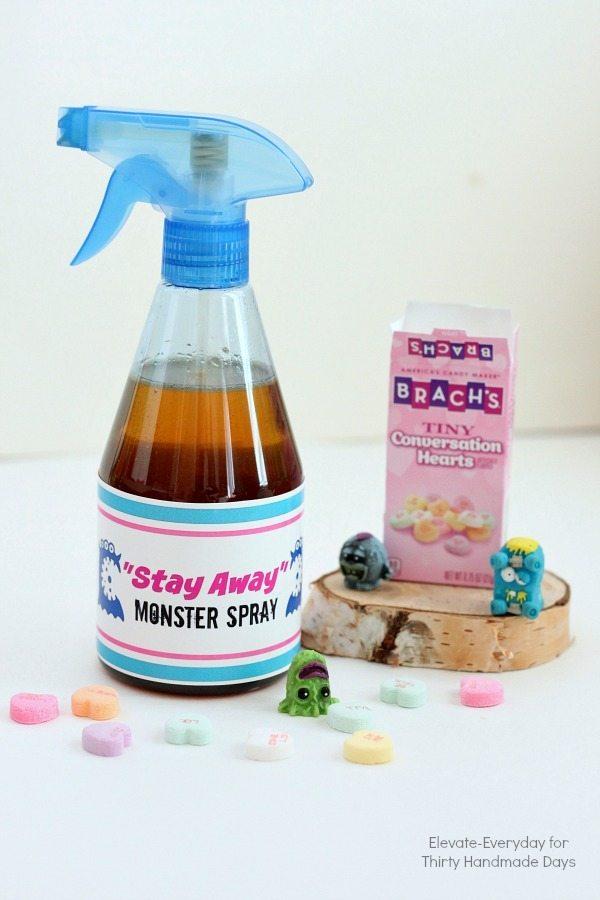 Valentine's Monster Spray